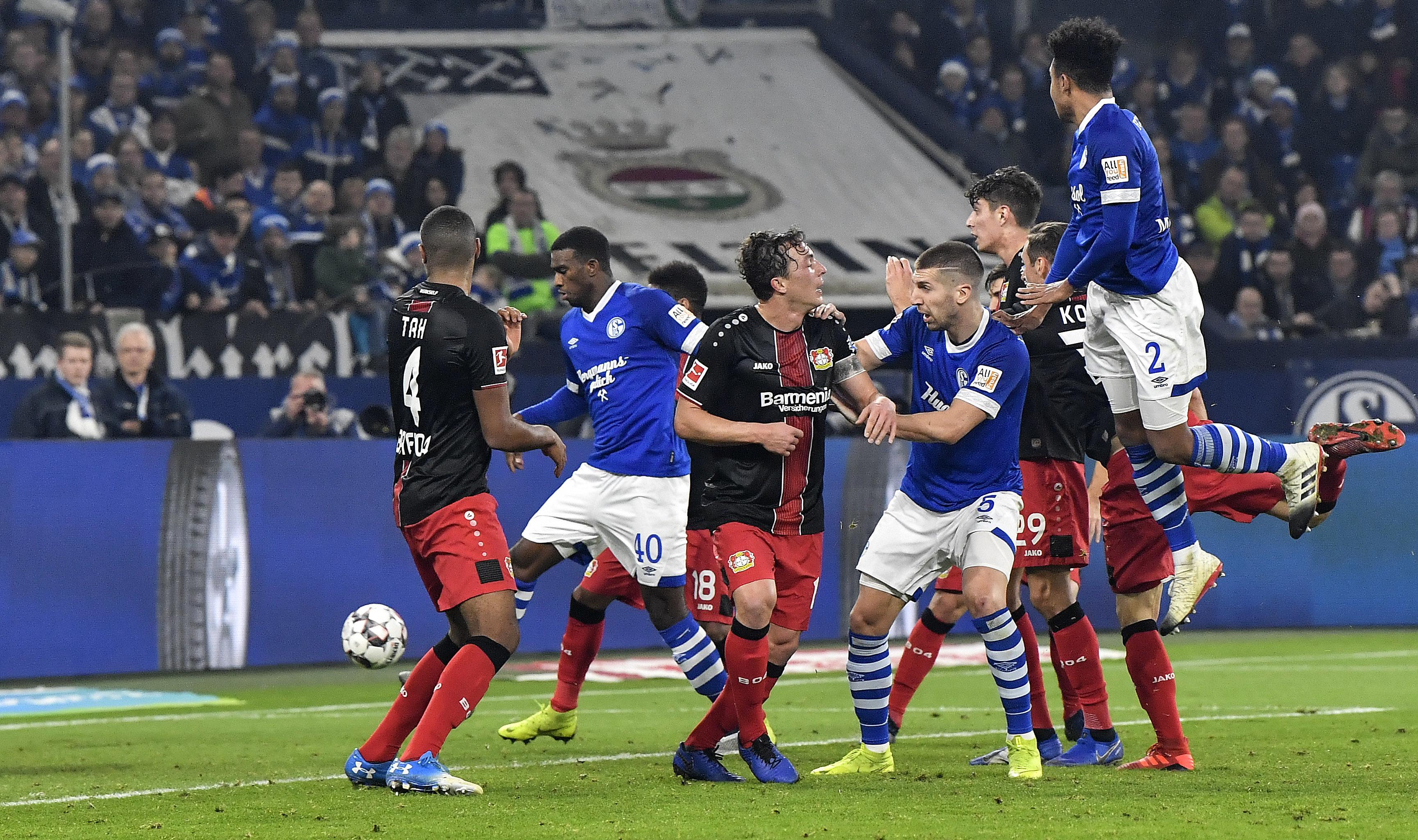 American forward Haji Wright, 20, gets first Bundesliga goal