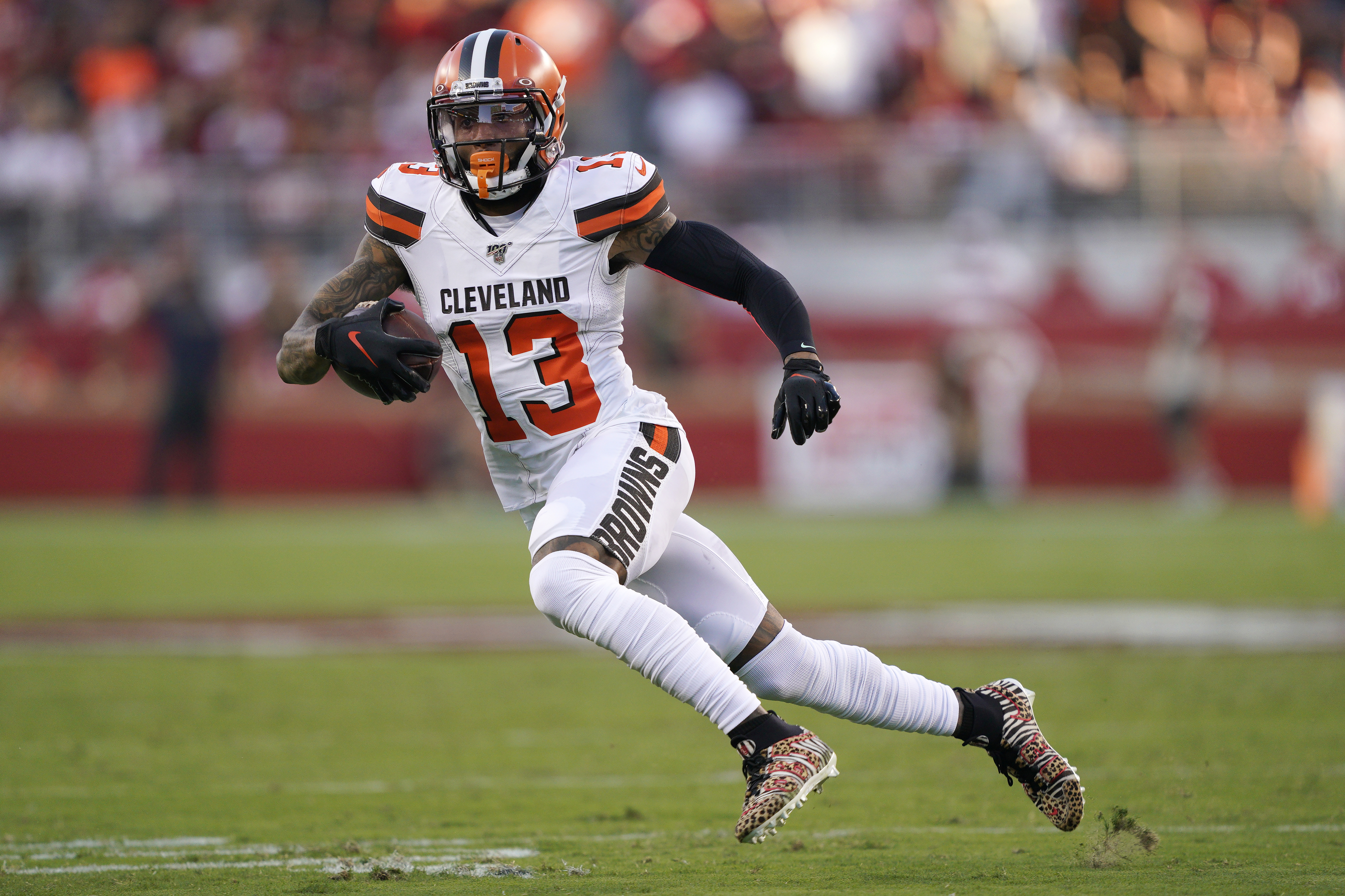 Force feeding: Landry says Browns must get ball to Beckham