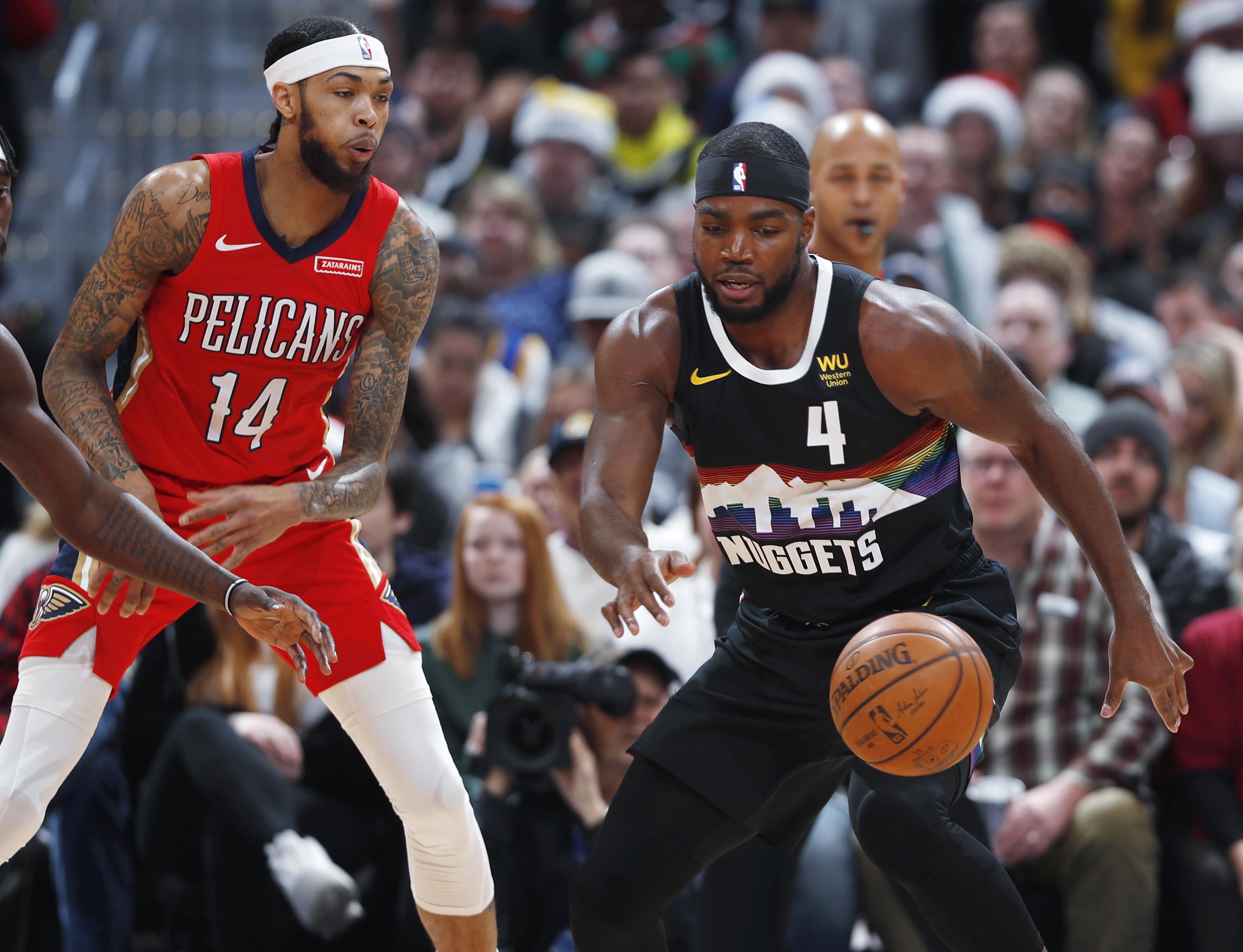 Ingram scores 31 as Pelicans surprise Nuggets 112-100