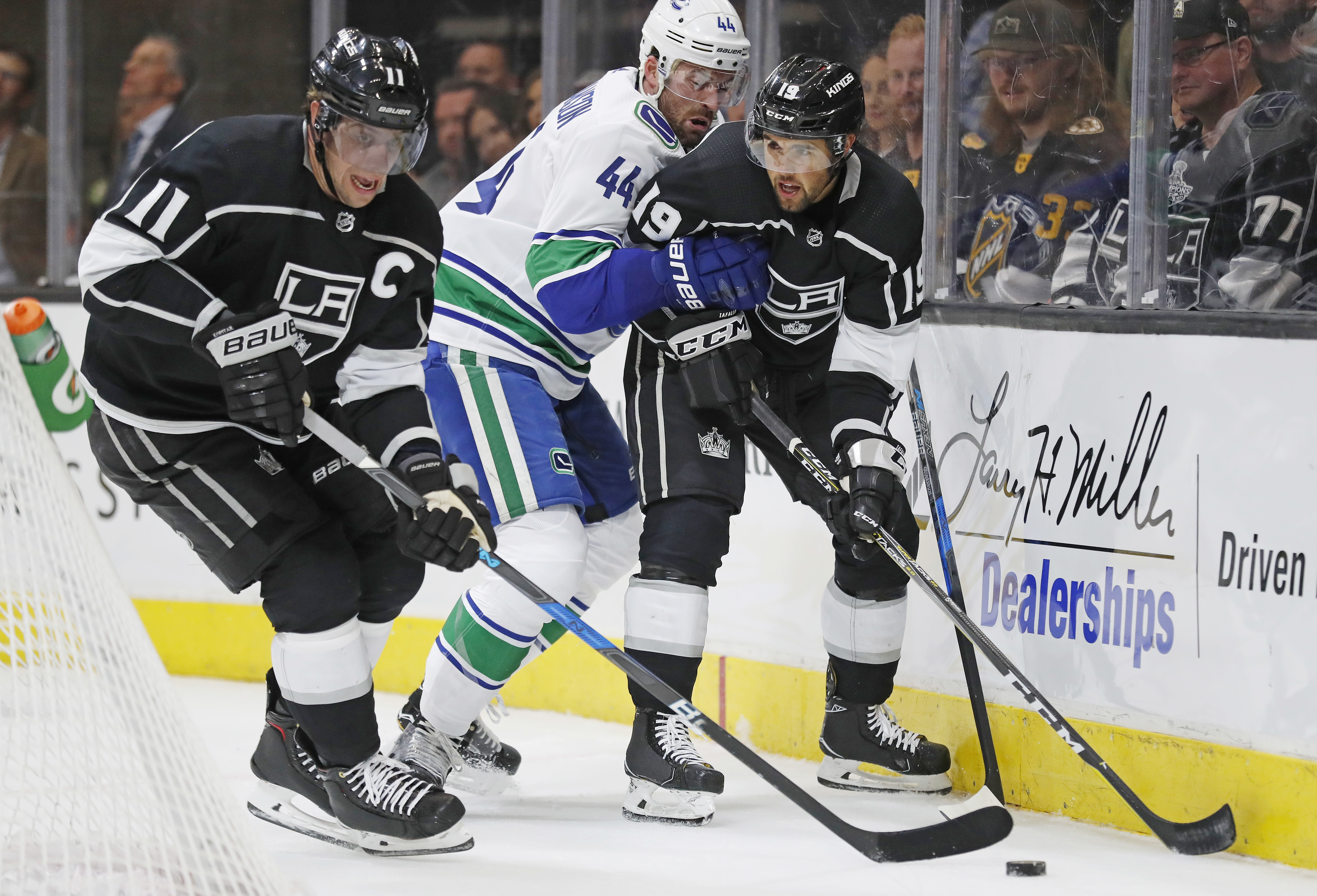 Aging Kings look to contend in competitive Pacific