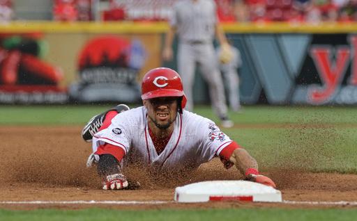 Billy Hamilton's speed sidelined on latest fantasy baseball injury report