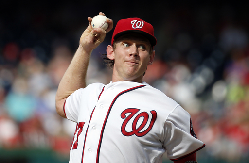 Strasburg hits the disabled list, fantasy baseball owners hit the waiver wire