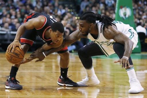 Lowry scores 34 points, Raptors rally to beat Celtics 101-94 (Dec 09, 2016)