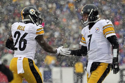 Streaking Steelers reveling in 'December football'