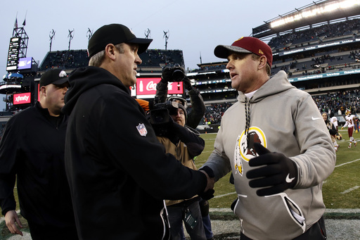 Banged-up Redskins glad for extra day before facing Panthers