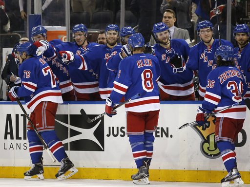 Raanta gets 2nd straight shutout, Rangers beat Devils 5-0 (Dec 11, 2016)