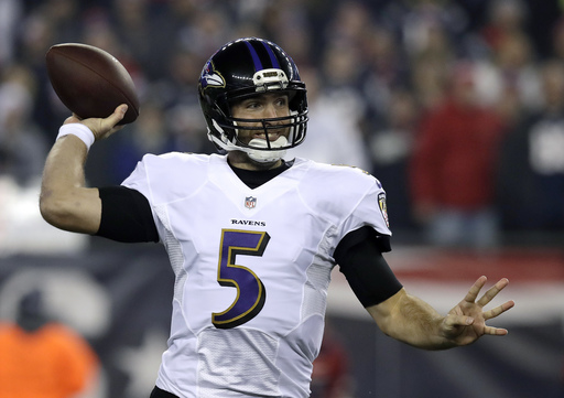 Special teams help Ravens avoid a blowout