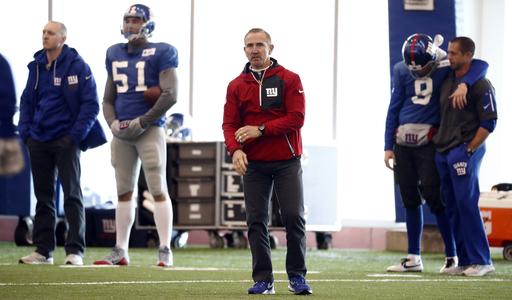 Giants' defense coming off best game in turnaround season