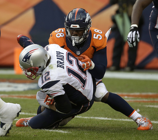 Broncos' beat-down of Brady led to some changes