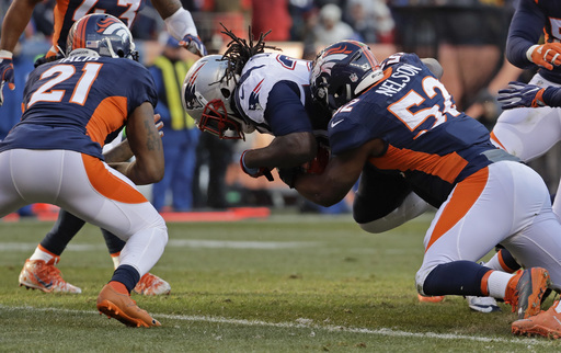 Broncos play down offensive vs. defensive rift