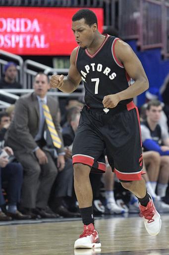 Lowry, Powell lead Raptors to 116-104 win over Nets (Dec 20, 2016)