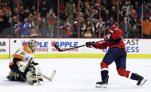 Simmonds, Voracek lift Flyers to shootout win over Capitals (Dec 21, 2016)