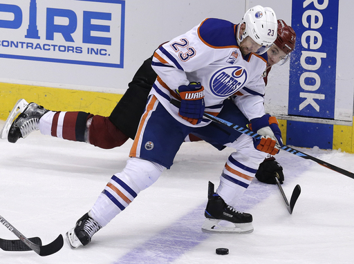 Oilers end 25-game skid vs. Coyotes with 3-2 win (Dec 21, 2016)