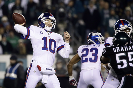At least now Giants don't have to root for Cowboys