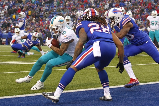 Ryan's defense to blame as Bills eliminated in loss to Miami