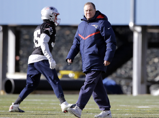 Brady's complements: Patriots running backs are weapons
