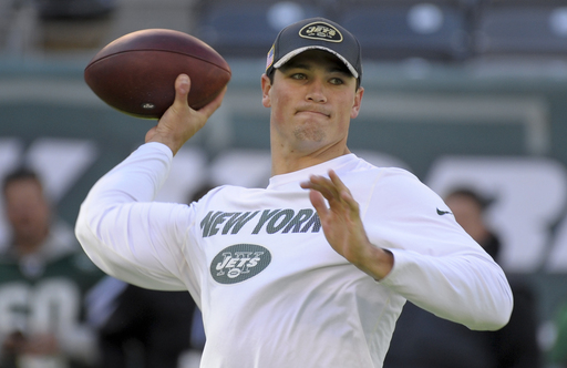 Hackenberg waits for his chance in 'redshirt' year with Jets