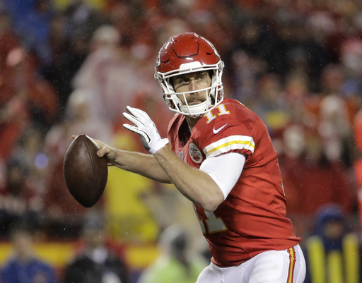KC seeks AFC West title; Chargers face possible SD finale