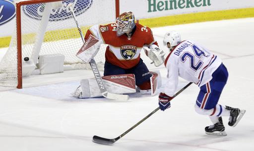 Danault scores in OT after Gallagher ties it, Canadiens win (Dec 29, 2016)
