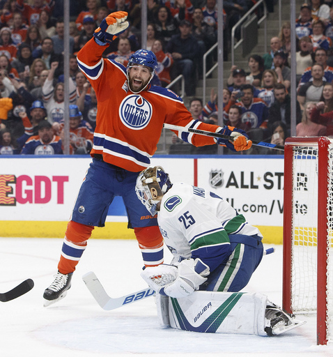 Horvat gets deciding goal in SO to lead Canucks past Oilers (Dec 31, 2016)