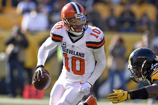 Steelers surge to playoffs, Browns prepping for draft