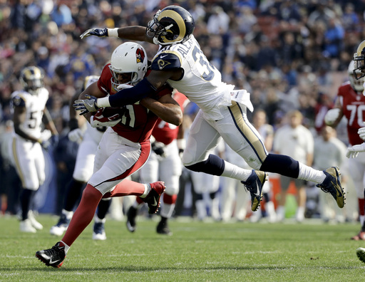 Cards steam into offseason with 44-6 win over miserable Rams