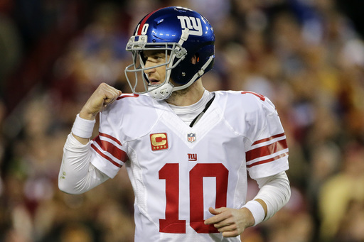 Redskins lose to Giants 19-10, blow chance to make playoffs (Jan 01, 2017)