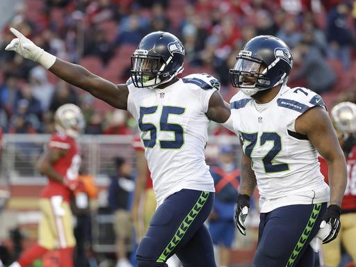 Seahawks wrap up regular season with 25-23 win over 49ers (Jan 01, 2017)