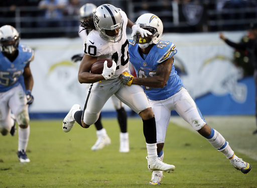 Raiders rely on undrafted players to get to playoffs