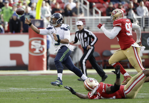 Lions still fear Wilson's ability to run for the Seahawks