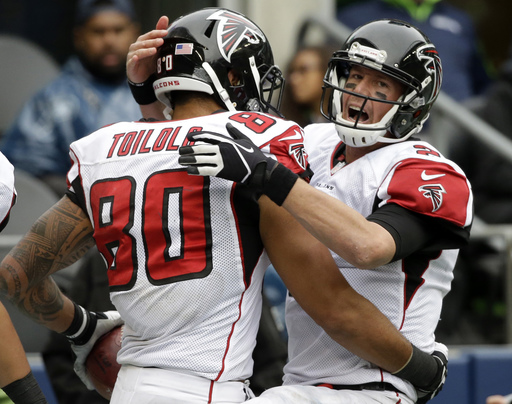 After brilliant season, Falcons QB Ryan shrugs off MVP talk