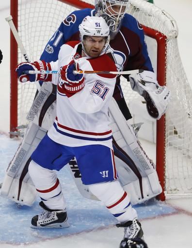 Rantanen scores 3 goals, Avalanche beat Canadiens 4-0 (Feb 07, 2017)