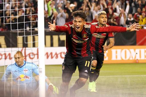 Atlanta scores 3 goals in 7 minutes, beats Galaxy 4-0 (Sep 20, 2017)