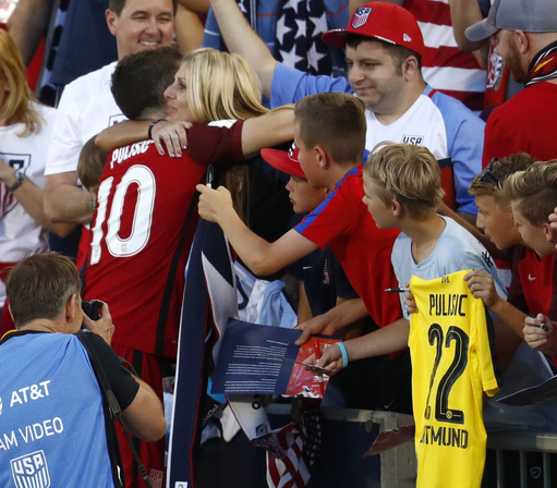 US planning lineup changes with short rest for Mexico match