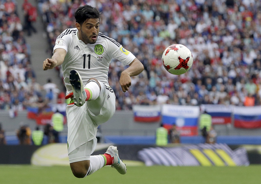 AP source: Mexico's Carlos Vela to join expansion LAFC