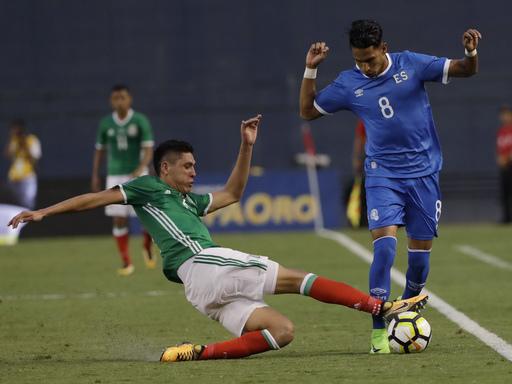 Elias Hernandez leads Mexico to 3-1 win over El Salvador