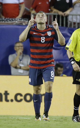 Morris, not Dempsey, starts up from with Altidore