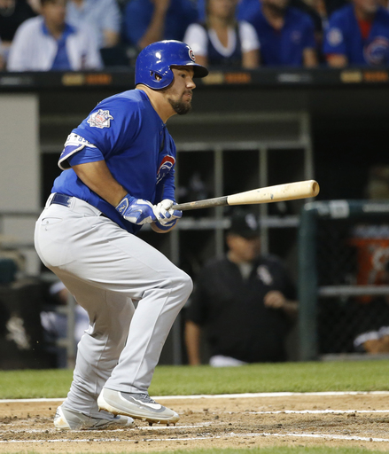 Arrieta helps Cubs stay hot with 8-3 victory over White Sox (Jul 26, 2017)