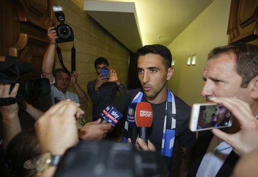 Vecino nears 24 million euro move from Fiorentina to Inter