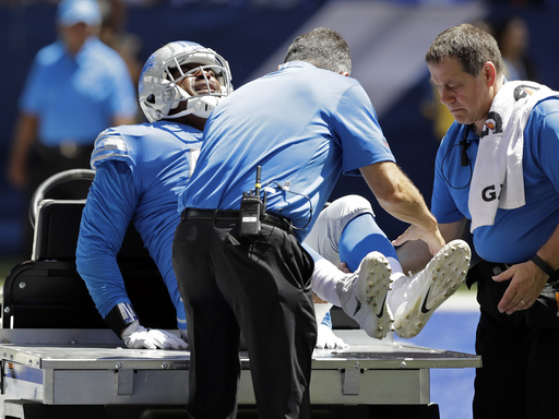 Hyder's injury another potential blow to Lions