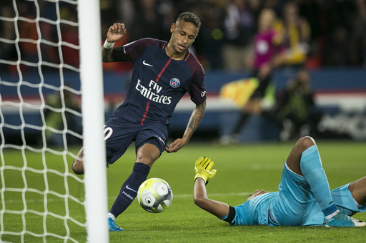 Neymar unstoppable on home debut as PSG beats Toulouse 6-2