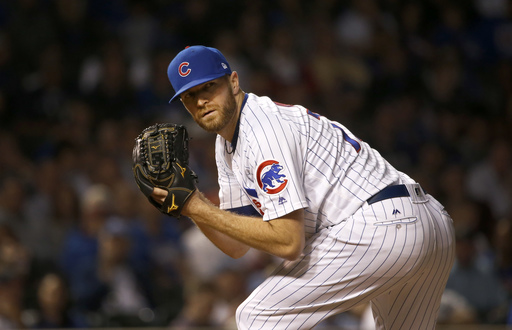Arrieta continues strong second half, Cubs beat Pirates 4-1 (Aug 29, 2017)