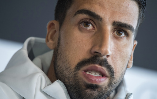 Germany midfielder Khedira buys 1,200 tickets for charity