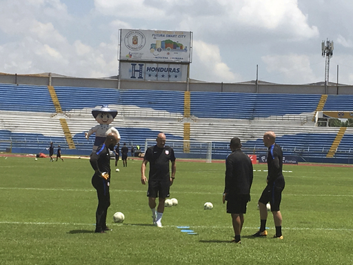 Heat and pressure: US at Honduras in World Cup qualifier