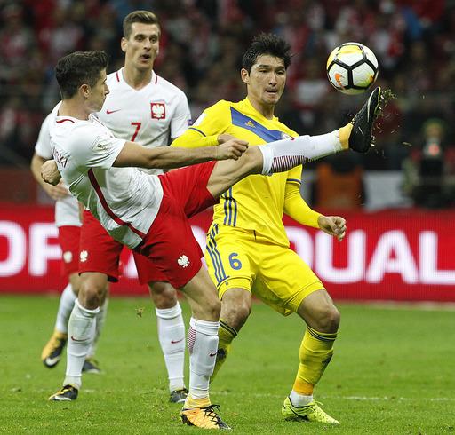 Delaney scores hat trick, Denmark beats Armenia 4-1
