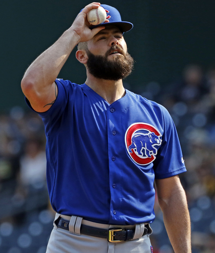 Arrieta has MRI on right hamstring, iffy for next start