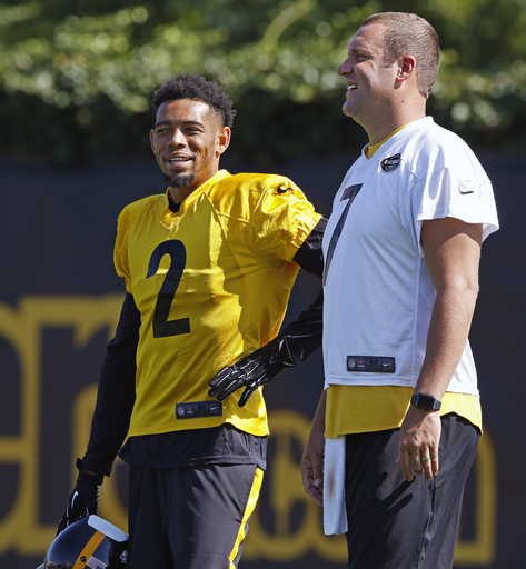 "Haden settling into ""different vibe"" with Steelers"