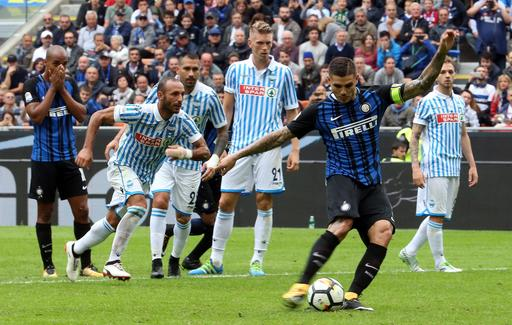 Dynamic duo: Icardi and Perisic keep Inter perfect in Italy