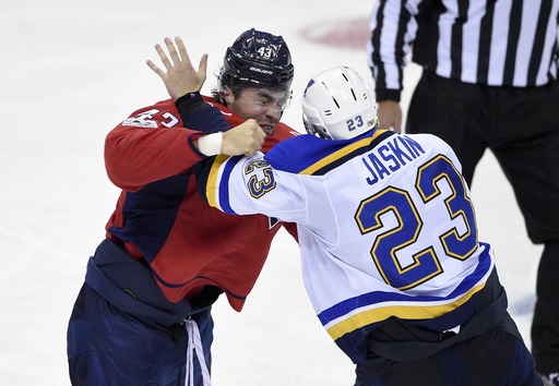 Capitals' Tom Wilson gets 4-game suspension for boarding