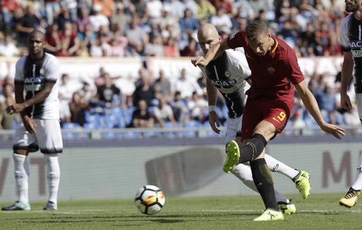 Dzeko determined to retain the Serie A top goalscorer award